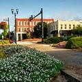 Downtown Murphy North Carolina by Greg Mimbs