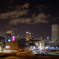 Downtown New Orleans by James Foshee