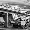 Downtown Northampton - Harold's Garage by HD Connelly