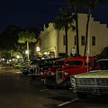 Downtown Old Cars by Timothy Cummiskey