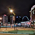 Downtown Saint Louis by Frozen in Time Fine Art Photography