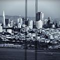 Downtown San Francisco by Doug Sturgess