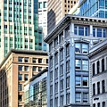 Downtown San Francisco by Julie Gebhardt