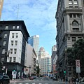 Downtown San Francisco Street Level by Matt Harang
