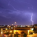 Downtown Storm by Bryan Noll