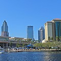 Downtown Tampa-2 by James Markey