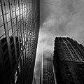 Downtown Toronto Fogfest No 4 by Brian Carson