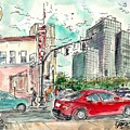 Downtown Tyler, Corner Of Broadway And Erwin May 2018 by John York