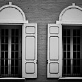 Downtown Windows Roanoke Virginia by Teresa Mucha