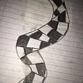 Life Spiral by Carmen B
