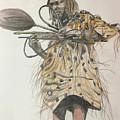 Dozo Warrior by Olivia Gbery