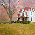 Dr Claude T. Old House by Larry Braun