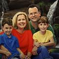 Dr. Devon Ballard And Family by Glenn Beasley