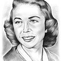 Dr. Joyce Brothers by Greg Joens