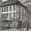 Dr. Samuel Johnson S Birthplace In by Vintage Design Pics