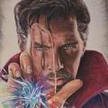 Dr. Strange by Christine Jepsen