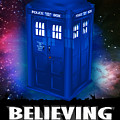 Dr Who Believing by Neil Finnemore