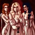 Dracula's Brides by Jessica Gaude