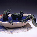 Dragon Bath by Doris Lindsey