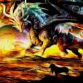 Dragon by Don Barrett