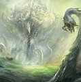 Dragon by Dorothy Binder