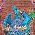 Dragon Family by Stephanie Small