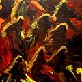 Dragon Fire by Karen L Christophersen