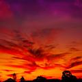 Dragon Glow by Mark Blauhoefer