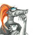 Dragon Mom by Adriana Laube