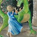 Dragon Princess 2 by Sally Balfany