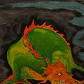 Dragon by Todd Artist