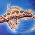 Dragonet Fish by Nat Morley