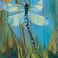 Dragonfly Fantasy by Karen Dukes