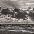 Dramatic Dutch Coast by Alex Hiemstra