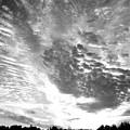 Dramatic Sky Bw by Maria Urso