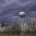 Dramatic Sky by Karen Ruhl