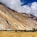 Drass Village Agriculture Kargil Ladakh Jammu And Kashmir India by Rudra Narayan  Mitra