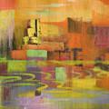Dream City No.4 by Lian Zhen
