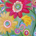 Dream Flowers by Karen Fields