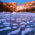 Dream Lake Dimples by Darren  White