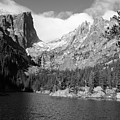 Dream Lake, Rocky Mountain National Park  by Nicole Belvill