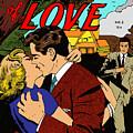 Dream Of Love 2 Comic Book by Joy McKenzie