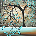Dream State I By Madart by Megan Duncanson