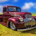 Dream Truck by Keith Hawley