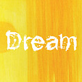 Dream by Kathleen Wong