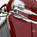 Beautiful Buick Babe by Felipe Gomez