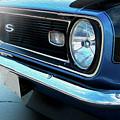 Blue Ss by Felipe Gomez