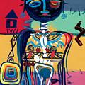 Dreaming Of Africa by Oglafa Ebitari Perrin