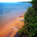 Dreaming Of Lake Michigan by Phil Perkins