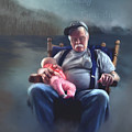 Dreaming With Grandpa by Susan Kinney